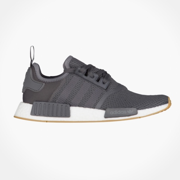 112ba48ff BNWT Adidas Originals NMD R1 Runner in Dark Grey